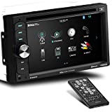 BOSS Audio Systems BV9351B Car DVD Player - Double Din, Bluetooth Audio and...