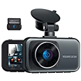 TOGUARD 4K Dual Dash Cam for Cars UHD 2160P+1080P Front and Rear Dash...