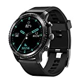 Tinwoo Smart Watch for Android / iOS Phones, Support Wireless Charging,...