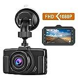 Dash Cam for Cars 1080P FHD 2021 Car Dash Camera for Cars CHORTAU 3 inch...