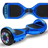 Longtime 6.5' Flashing Wheels Rechargeable Battery Self Balancing Scooter...