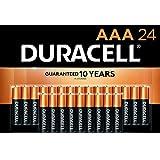 Duracell - CopperTop AAA Alkaline Batteries - Long Lasting, All-Purpose...