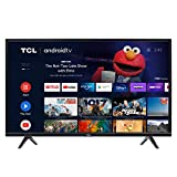 TCL 32-inch Class 3-Series HD LED Smart Android TV - 32S334, 2021 Model