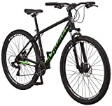 Schwinn High Timber ALX Youth/Adult Mountain Bike, Aluminum Frame and Disc...