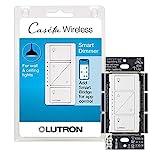Lutron Caseta Smart Home Dimmer Switch, Works with Alexa, Apple HomeKit,...