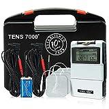 TENS 7000 Digital TENS Unit With Accessories - TENS Unit Muscle Stimulator...