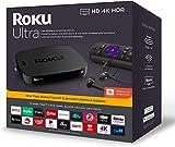 Roku 4670RW Ultra 4K HDR w/Premium JBL Headphones Streaming Media Player