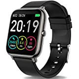 Rinsmola 2021 Smart Watch for Android/iOS Phones, 1.4' Full Touch Screen...