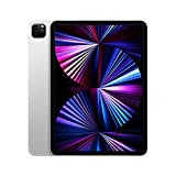 2021 Apple 11-inch iPad Pro (Wi-Fi + Cellular, 128GB) - Silver