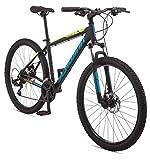 Schwinn Mesa 2 Adult Mountain Bike, 21 Speeds, 27.5 Inch Wheels, Medium...
