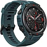 Amazfit T-Rex Pro Smartwatch Fitness Watch with Built-in GPS, Military...
