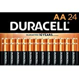Duracell - CopperTop AA Alkaline Batteries - long lasting, all-purpose...