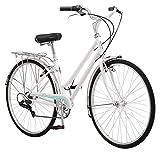Schwinn Wayfarer Adult Bike Hybrid Retro-Styled Cruiser, 16-Inch/Small...