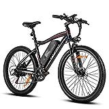 SAMEBIKE 26 Inch Electric Bike 500W 25 MPH Electric Mountain Bike for...