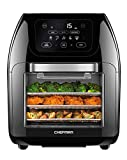 Chefman Multifunctional Digital Air Fryer+ Rotisserie, Dehydrator,...