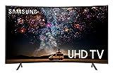Samsung UN55RU7300FXZA Curved 55-Inch 4K UHD 7 Series Ultra HD Smart TV...