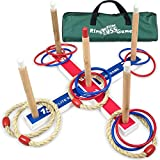 Elite Sportz Ring Toss Games for Kids - Indoor Holiday Fun or Outdoor Yard...
