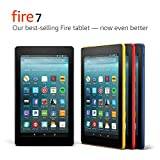 Fire 7 Tablet (7' display, 8 GB) - Black - (Previous Generation - 7th)