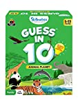 Skillmatics Card Game : Guess in 10 Animal Planet | Gifts for 6 Year Olds...