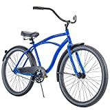 Huffy`` 26' Cranbrook Men's Cruiser Bike with Perfect Fit Frame, Blue