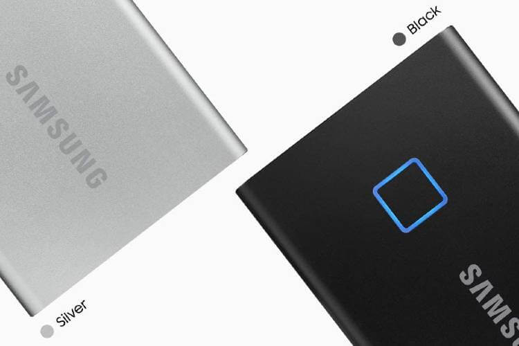 External SSD Deals: Samsung's New T7 Touch & Sandisk SSD Deals