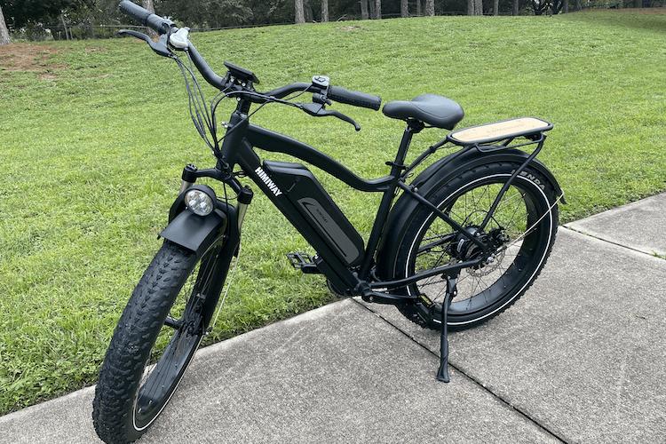 Himiway Bike Ground