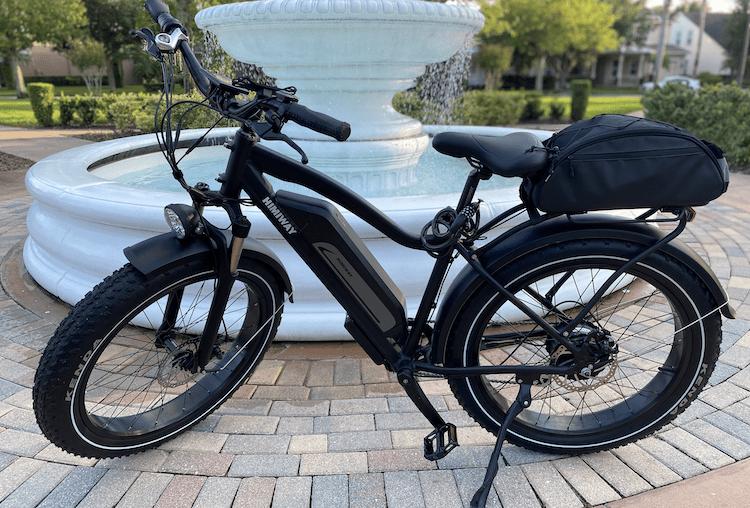 Himiway Fat Tire Bike