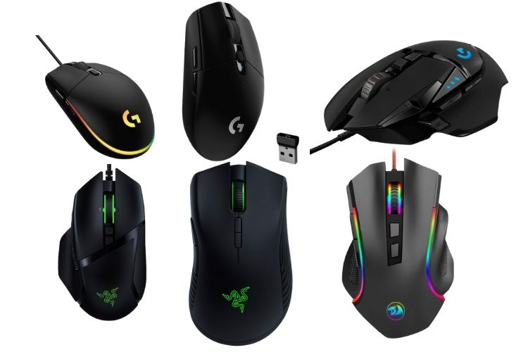 Up Your Gaming with Deals on Logitech and Other Gaming Mouse